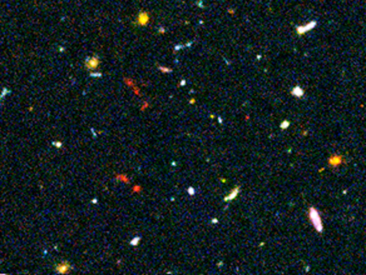 Hubble Ultra Deep Field Most-Distant Galaxy Candidates ...