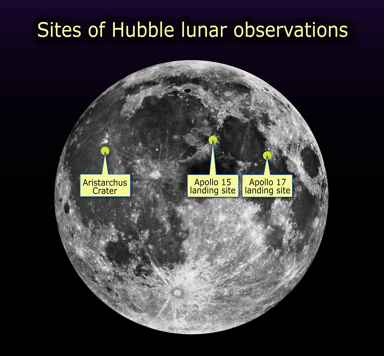 moon observation nasa - photo #9