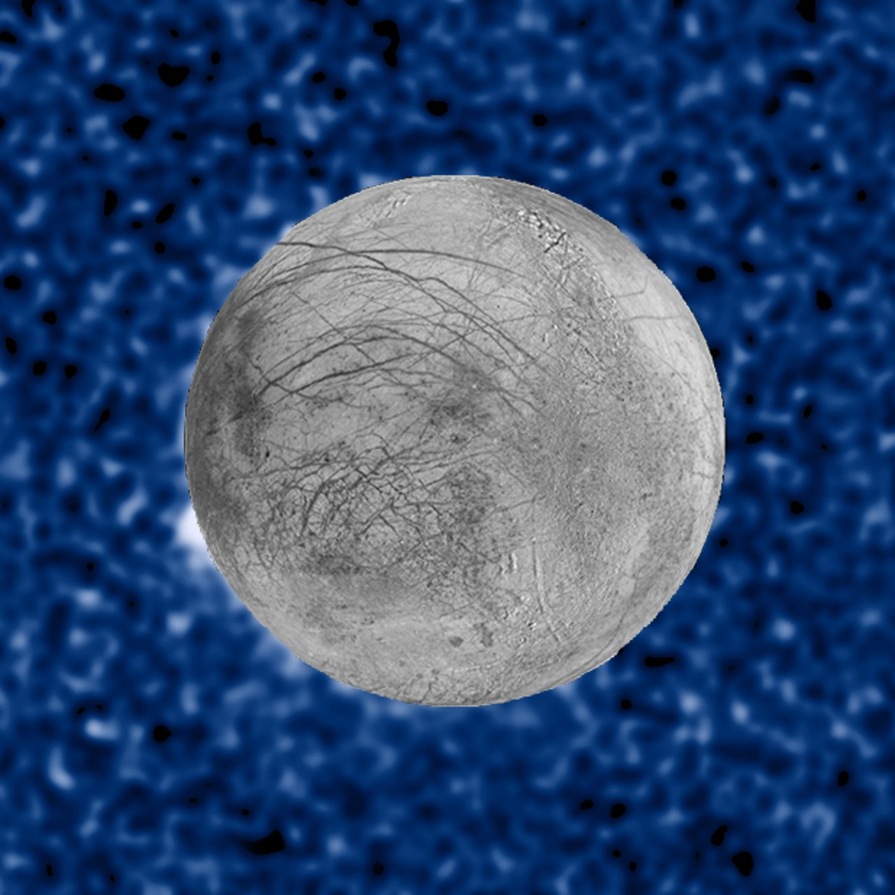 Plume Erupting From Europa – 17 March 2014