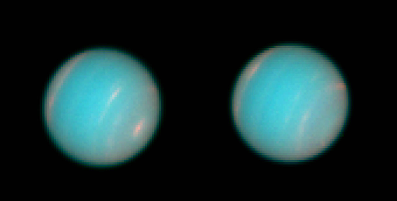 highest resolution of neptune since voyager hubble