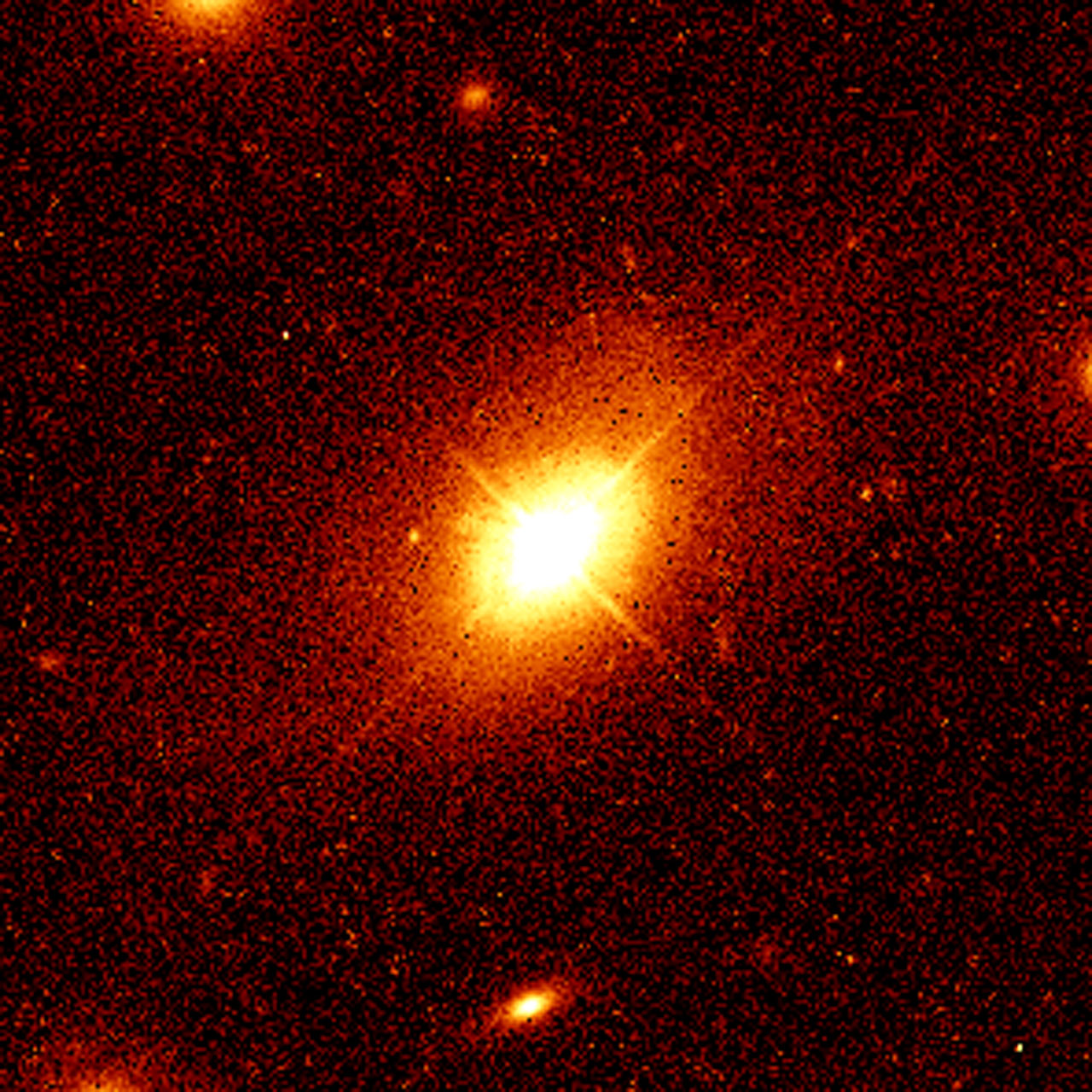 Quasar Nasa