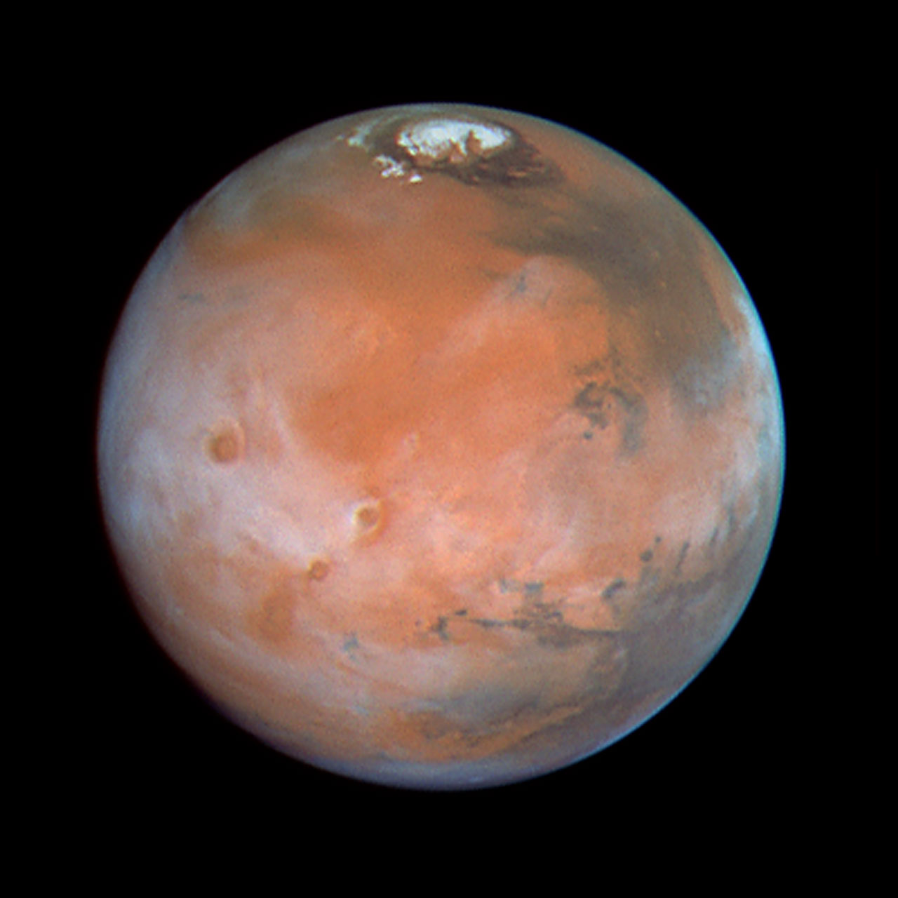 hubble images of mars - photo #8