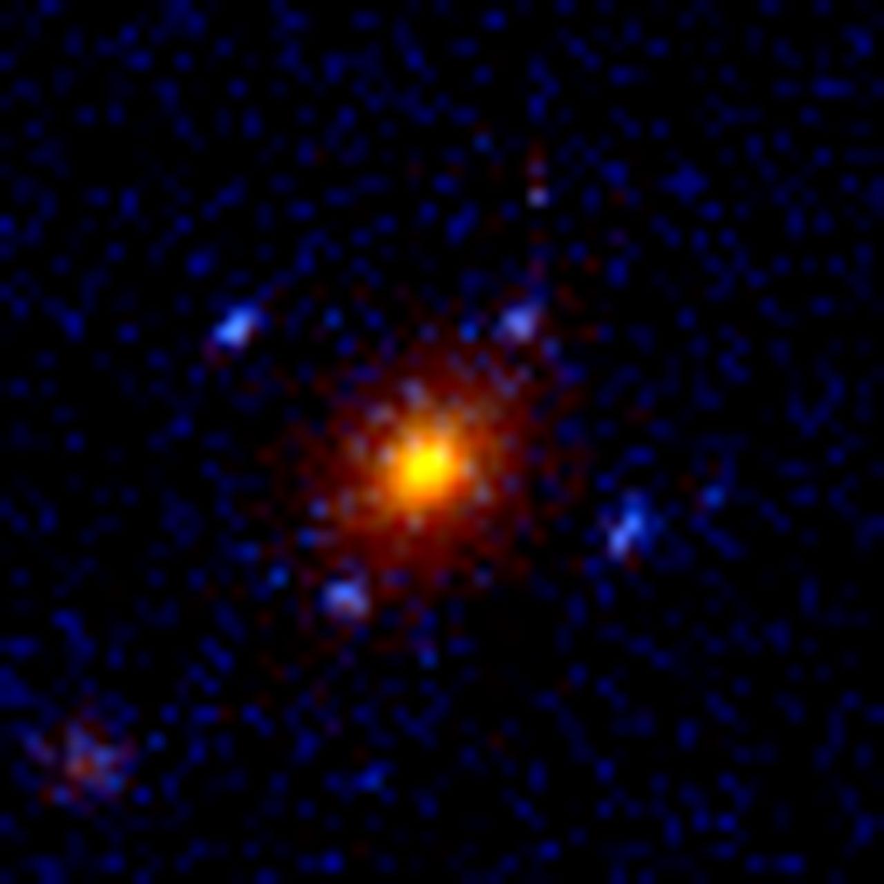 Hubble's Top Ten Gravitational Lenses. A View of HST 14176 ...