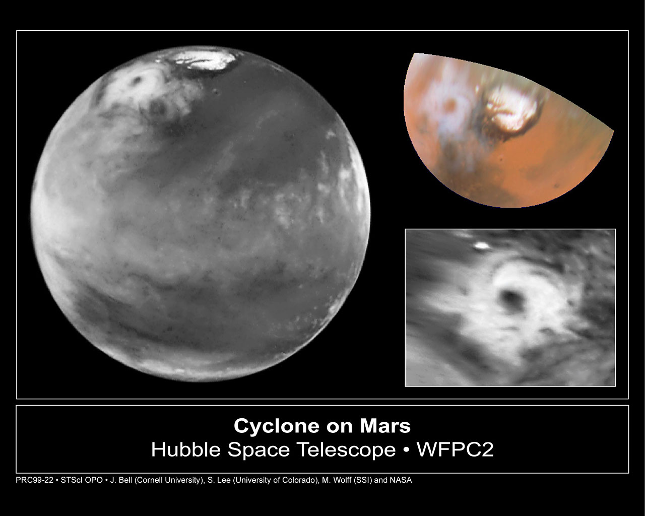 hubble telescope weird thing in mars - photo #5