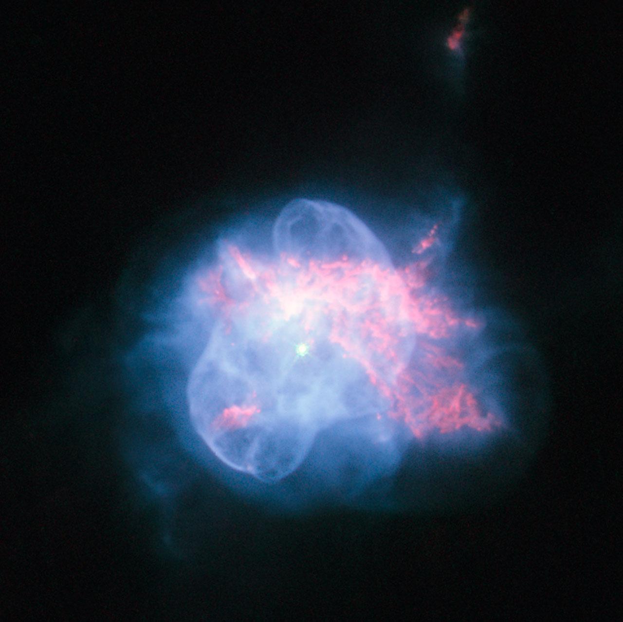 An odd planetary nebula in Hercules | ESA/Hubble