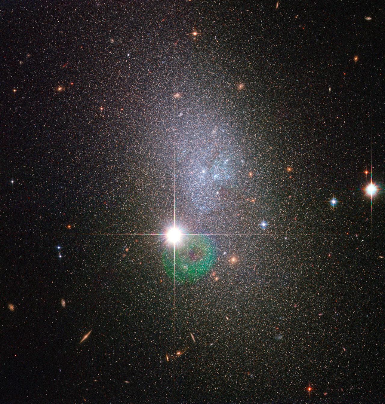 綺麗な銀河・星雲(893) - おおぐま座(Ursa Major)にあるマゼラン渦巻 ...