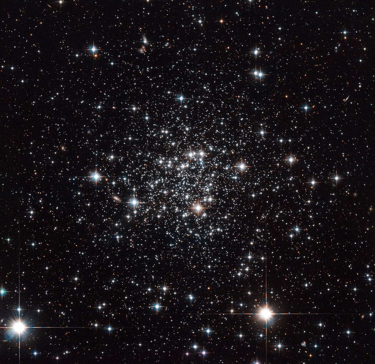 It Came From Outer Space Esa Hubble