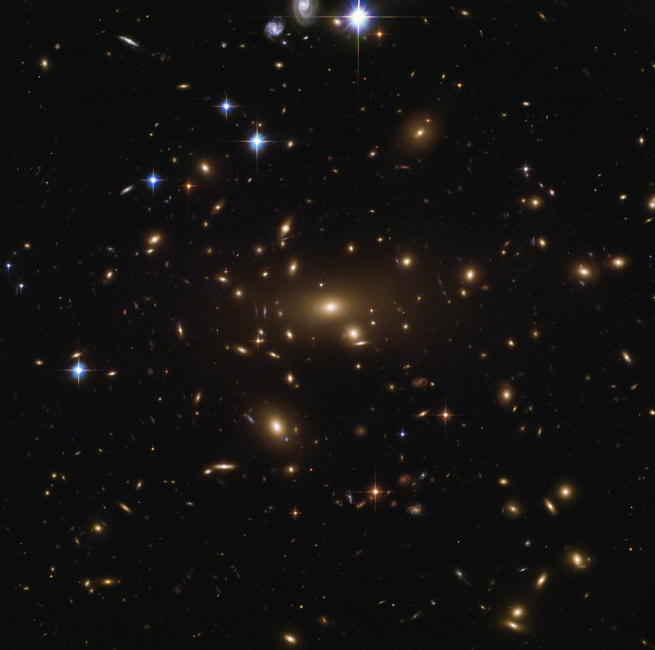 Abell's richest cluster