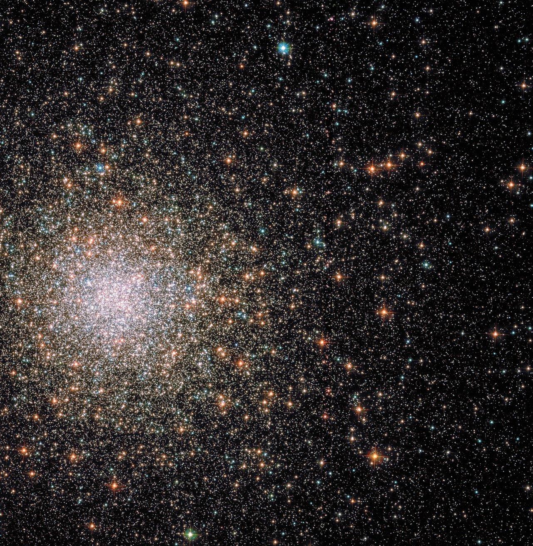 Comet or cluster?
