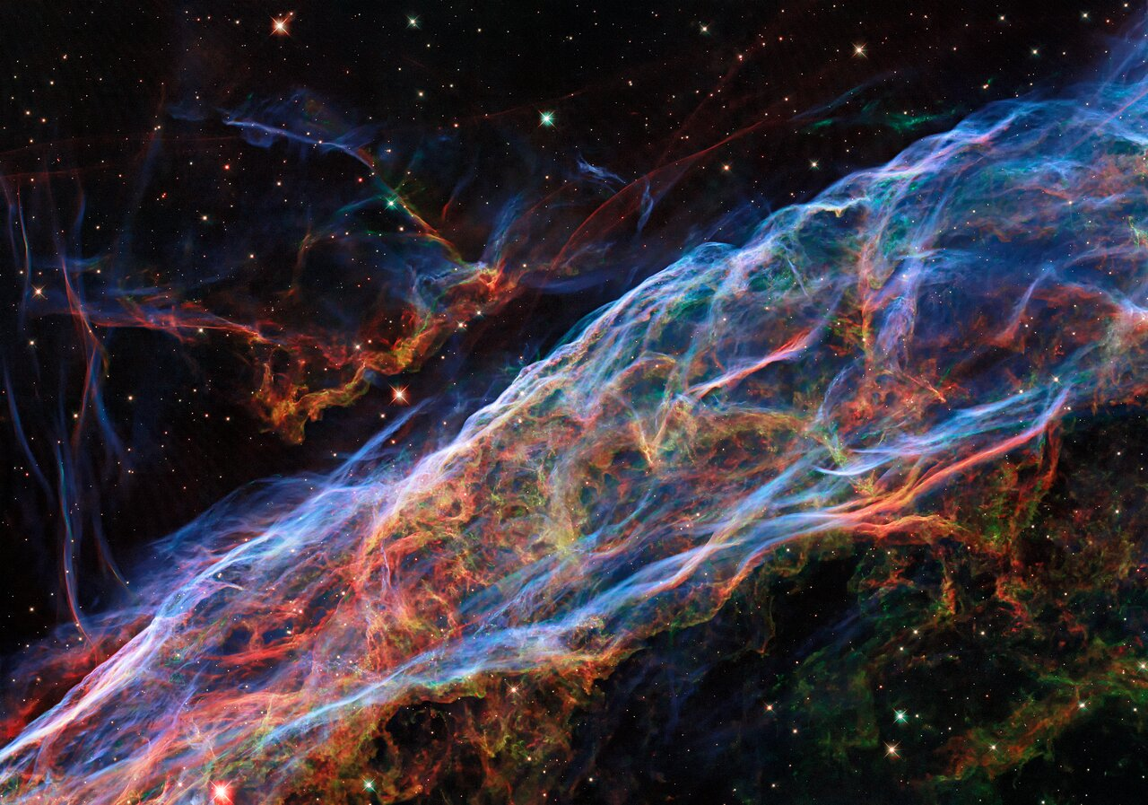 Return to the Veil Nebula