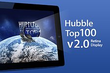 ESA/Hubble Top 100 Images v2.0 app