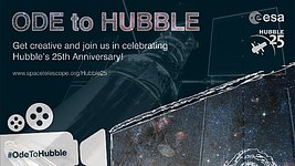 Screenshot from Hubblecast 81: Ode to Hubble