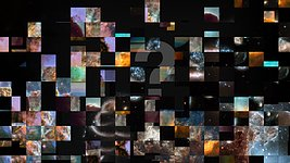 Still from Hubblecast Episode 84: A starry snapshot for Hubble's 25th