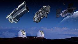 Still from Hubblecast 93: Telescope Teamwork