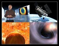 Screenshots from ESA's Anniversary movie