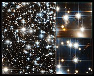 Hubble Takes a Census of the Faintest Stars in an Ancient Star Cluster
