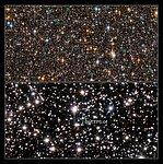 Hubble extrasolar planet search field in Sagittarius