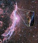 Uncovering the Veil Nebula