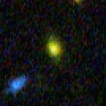 Hubble Building Blocks Galaxy at Redshift 4.00
