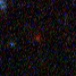 Hubble Building Blocks Galaxy at Redshift 5.76