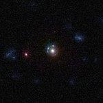 Gravitational Lens 5921+0638