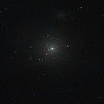 IC 3506 in the Virgo cluster of galaxies