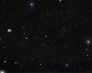 Digitized Sky Survey Image of NGC 4522 (ground-based image)