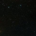 The field around the COSMOS survey (ground-based image)