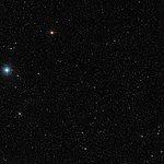 The area around ESO 381-12 (ground-based image)