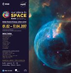 Our Place in Space Banner