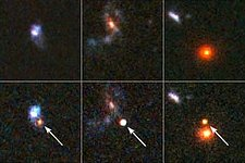 Hubble Spots Distant Supernovae in Search of Properties of Dark Energy