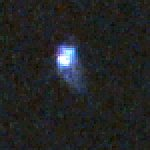 Distant Supernova 1 - Before Outburst