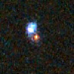 Distant Supernova 1 - After Outburst