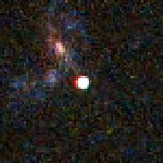 Distant Supernova 2 - After Outburst