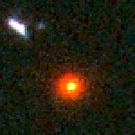 Distant Supernova 3 - Before Outburst
