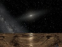 Sedna mystery deepens as Hubble offers best look at farthest planetoid (artist's impression)