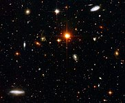 Hubble Spies a Zoo of Galaxies