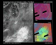 Hubble Reveals Potential Titanium Oxide Deposits at Aristarchus and Schroter's Valley Rille