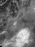 Aristarchus Plateau in Ultraviolet Light