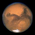 Mars Near Opposition 1995-2005: 2001
