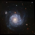 Full ACS Field of NGC 1309