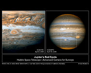 "Hubble Snaps Baby Pictures of Jupiter's ""Red Spot Jr."""
