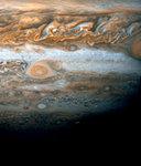 Jupiter's New Red Spot - HST ACS/HRC: April 8, 2006