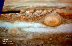 Jupiter's New Red Spot - HST ACS/HRC: April 25, 2006