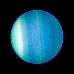 Uranus and Dark Spot - August 23, 2006