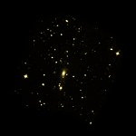 Visible-Light Image of Galaxy Cluster MS 0735