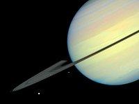 Saturn's Moons - Frame 2