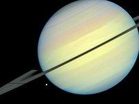 Saturn's Moons - Frame 3