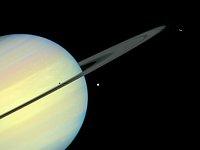 Saturn's Moons - Frame 6
