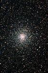 Ground-based Image of Globular Cluster NGC 6397